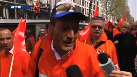 """""""Marche de l'acier"""" des Arcelor : """"c'était formidable"""""""