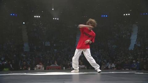 Marcio Vs Kleju : Red Bull BC One 2010