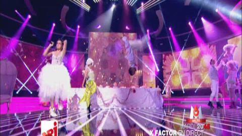 Mardi 31 mai sur M6, X Factor avec Jessie J et James Blunt