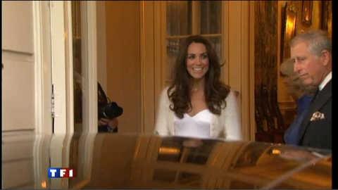 Mariage princier : dernières images de la fête à Buckingham