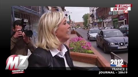 """Marine Le Pen à un beur: """"Vous l'avez gagnée au loto votre voiture?"""""""