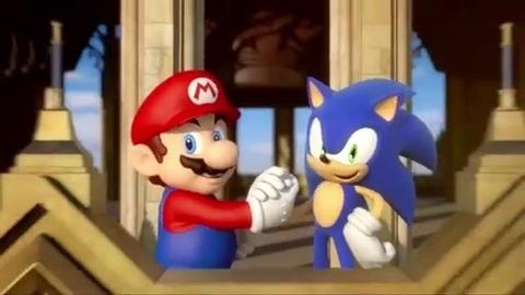 Mario et Sonic aux JO de Londres 2012 3DS : Launch Trailer