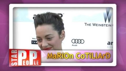 Marion Cotillard : The Dark Knight Rises