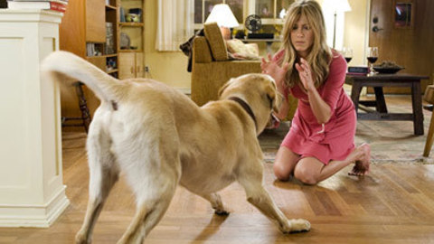 Marley et moi : Jennifer Aniston, Owen Wilson et un chien