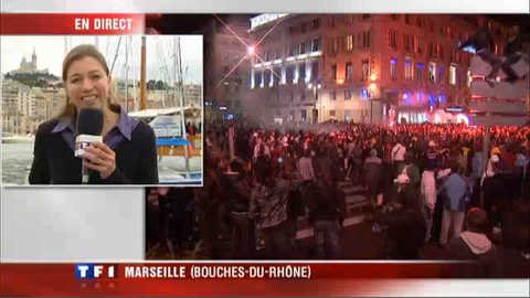 Marseille : supporters et Marseillais unis
