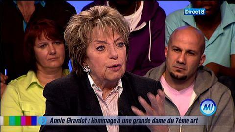 Marthe Mercadier très émue en évoquant Girardot