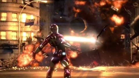 Marvel Avengers Battle for Earth - SDCC 2012 Comic Con Trailer - FR - Xbox360 WIiU.mp4