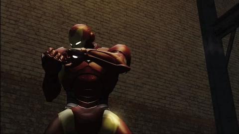 Marvel Ultimate Alliance 2 - reveal trailer