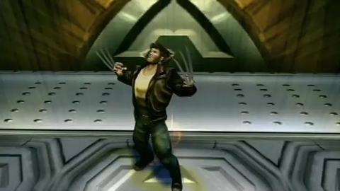 Marvel Ultimate Alliance - Wolverine - Xbox360.mov