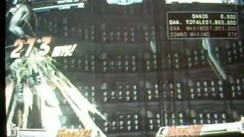 Marvel VS Capcom 3 - 999 hits combo