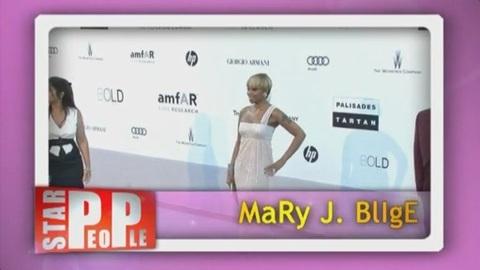 Mary J. Blige sur tout les fronts