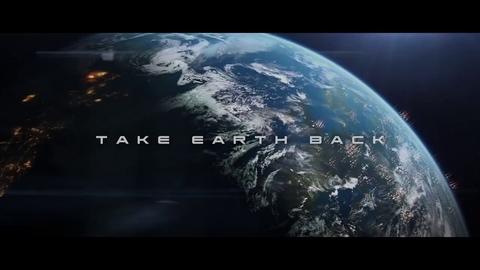 "Mass Effect 3 - Vidéo : ""Take Earth Back"""