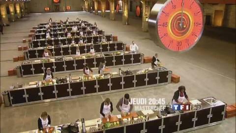 MASTERCHEF - JEUDI 26 AOÛT 2010 20:45