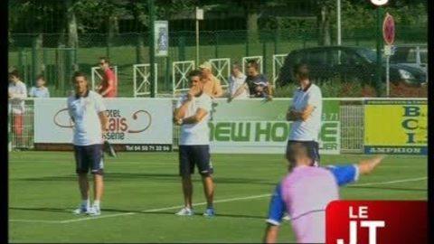 Match amical : ETG FC - Guingamp (0-1)