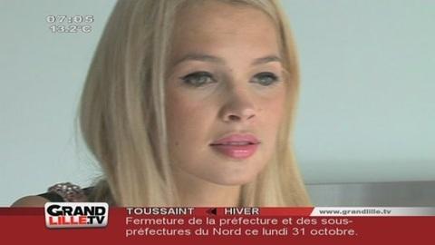 Maud Schatteman, future Miss Nationale ?