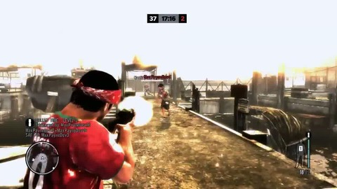 Max Payne 3 - Multiplayer Gameplay 1 - PS3 Xbox360.mp4