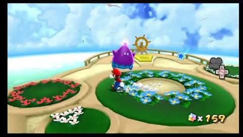 Max Resolution [Super Mario Galaxy 2] - Nintendo Wii -