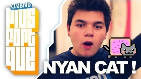Maxime plus fort que Nyan Cat ( WATCH 3 HOURS )
