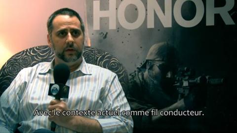 Medal of Honor - Interview de Richard Farrelly