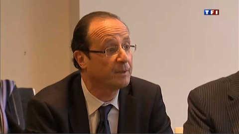 Meeting de Hollande : la campagne entre dans une nouvelle phase