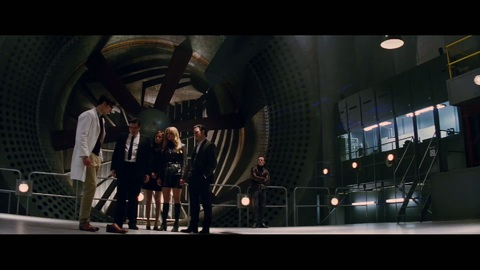 X-Men : le commencement - Extrait 5