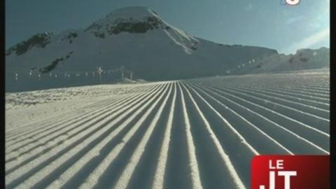 Menace sur le critérium: les épreuves annulées (Val d'Isère)