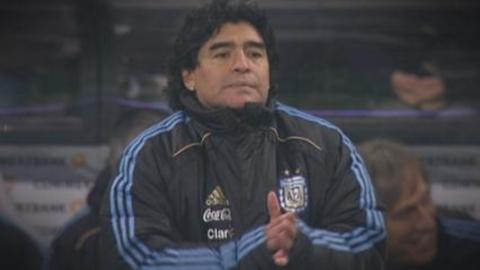 Mercato Buzz: Maradona tent