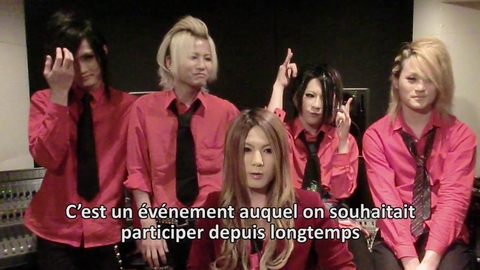 Message de Anli Pollicino pour Japan Expo 13e Impact