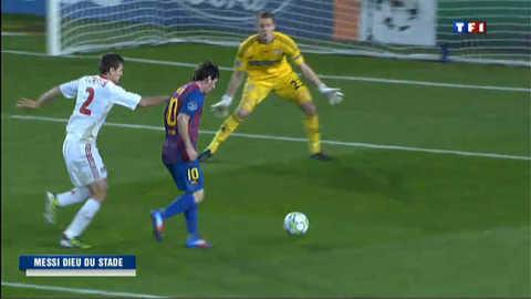 """Le """"Messie"""" du Barca a encore frappé"""
