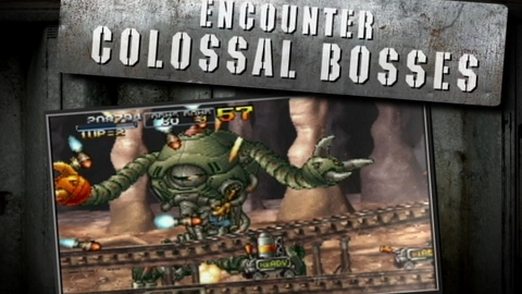 Metal Slug XX - Trailer - PS3/Xbox360/PSP/NDS/PC