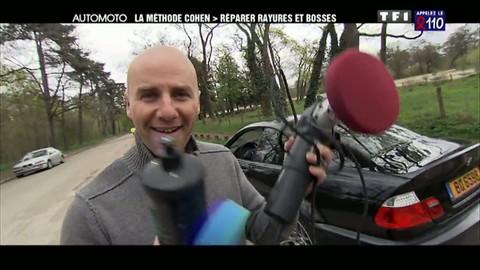 La Methode Cohen : Offrir une seconde jeunesse à sa voiture (03/04/2011)