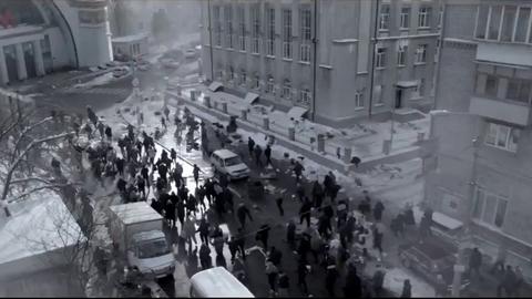 Metro : Last Light - Live Action Trailer