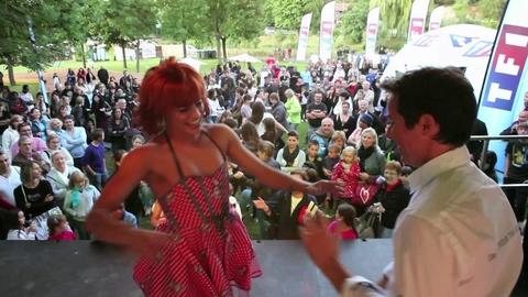 Metz : tournée été TF1 2012