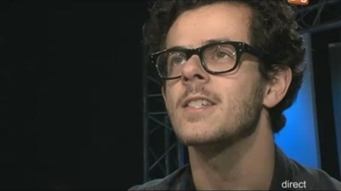 Michael Gregorio pirate les chanteurs à Montpellier