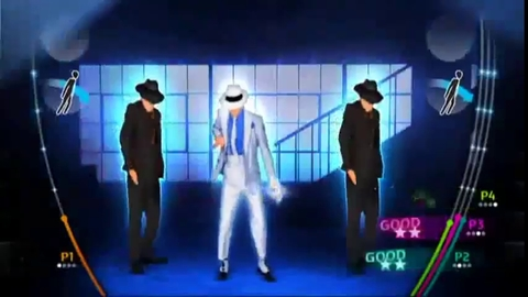 Michael Jackson - The Experience - Smooth Criminal Trailer - Wii