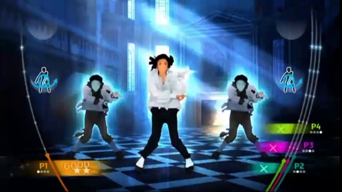 Michael Jackson - The Experience - Ghost Trailer - Wii