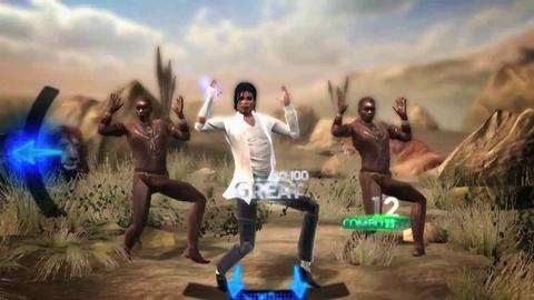 Michael Jackson The Experience HD - Trailer de lancement sur PlayStation Vita