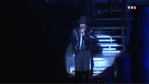 Michael Jackson Thriller en live !