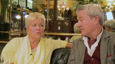 Mimie Mathy et Martin Lamotte connaissent-ils bien Paris ? - Joséphine, ange gardien