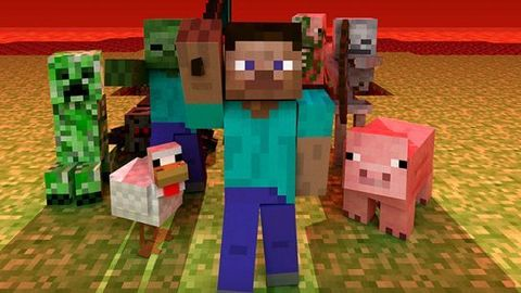 Minecraft Xbox 360, le Test (Note 16/20)