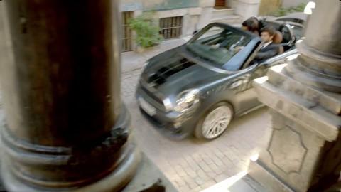 MINI Roadster : la vidéo officielle