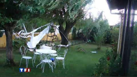 Mini-tornade sur une commune du Var : les images