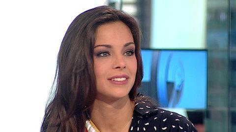 """Miss France 2013 : """"J'ai pour objectif de devenir pédiatre"""""""