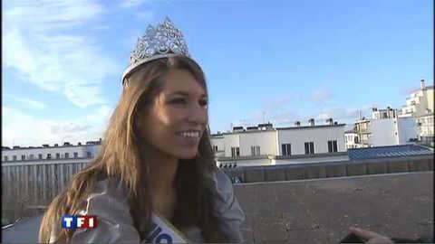 Miss France retourne chez elle