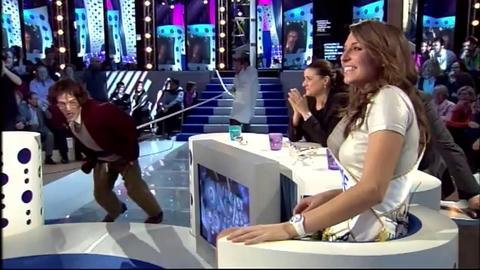 Miss France tombe en pleine émission !