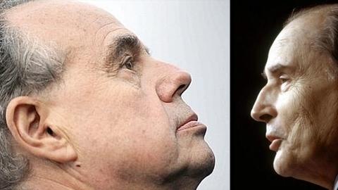 Un Mitterrand peut en cacher un autre...