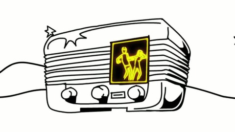 MOBY - Stock radio blip intro outro