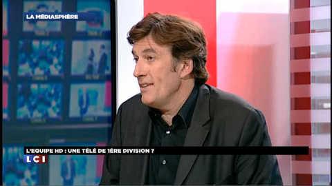 """Les (modestes) ambitions de l'Equipe HD : """" 1,4% ... dans 4 ans"""""""