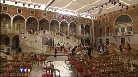 Monaco : J-1 avant le mariage civil d'Albert et Charlène