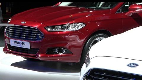 Mondial de l'Auto 2012 : les nouveautés Ford en nombre